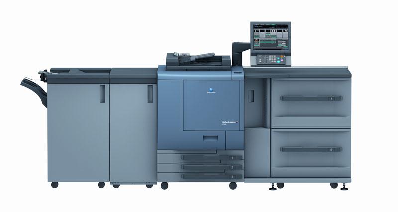 Ψηφιακή πρέσα εκτύπωσης KONICA-MINOLTA Bizhub PRESS C70006000